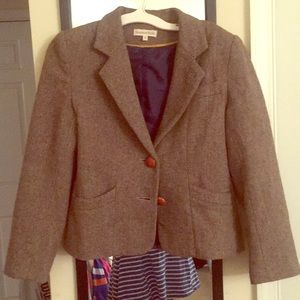 Emerson Made tweed blazer